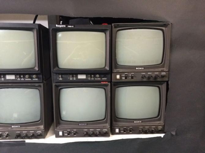 TV Wall of Terror