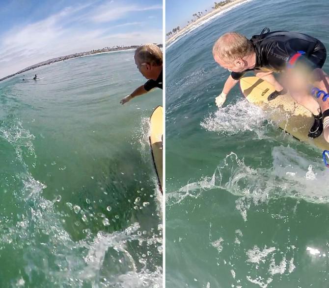 Erstellen Sie eine GoPro Surf Pole
