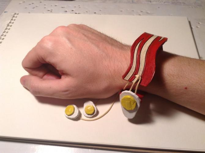 SPECK !!  und Ei-Armband