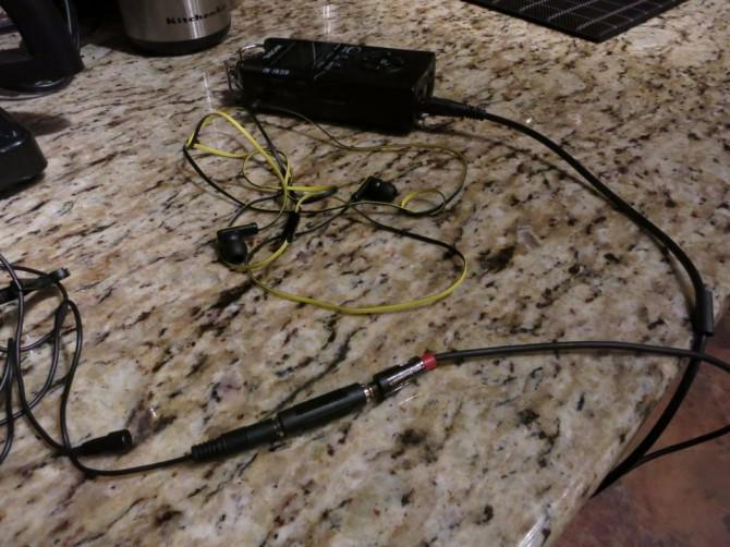 Audio-Kabel: 3,5 mm bis 1,4 Inch oder XLR & 1/4 Zoll oder XLR auf 3,5 mm