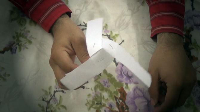 Wie man ein Papier Fan machen
