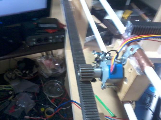 Noch eine DIY Diode Laser Engraver