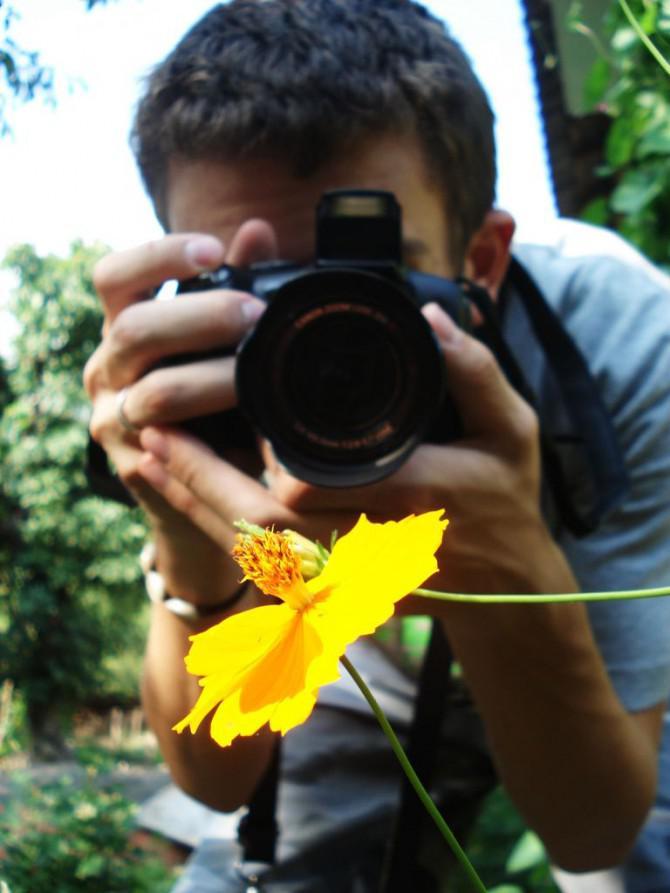 Wie Machen Sie tolle Aufnahmen
