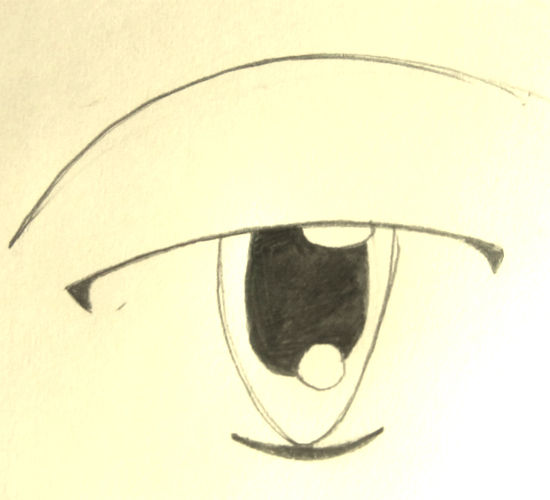 How To Draw Manga-Augen