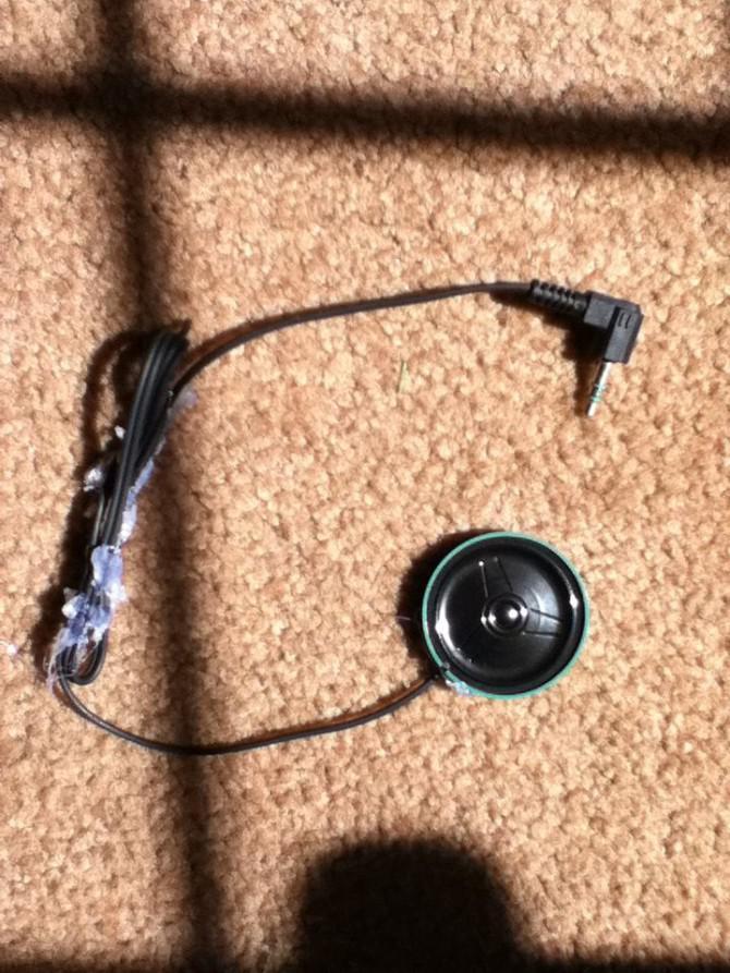 Die Altoids Tin iPod Lautsprecher / Gehäuse!