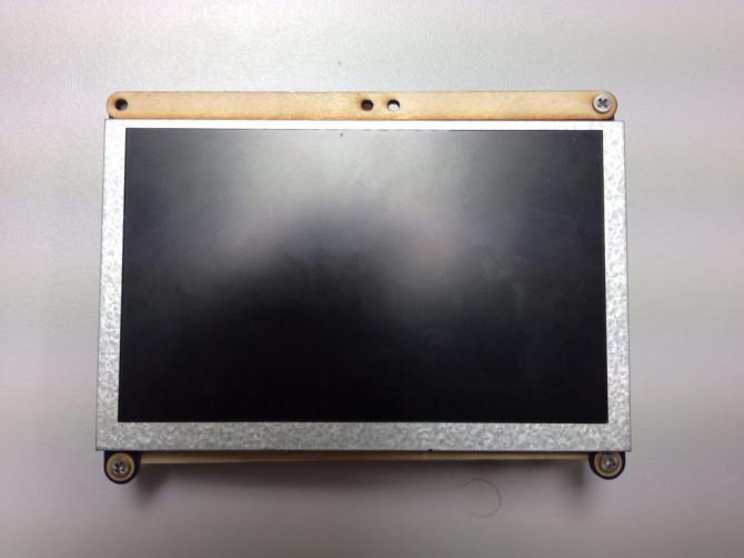 Raspberry Pi tragbare Laptop