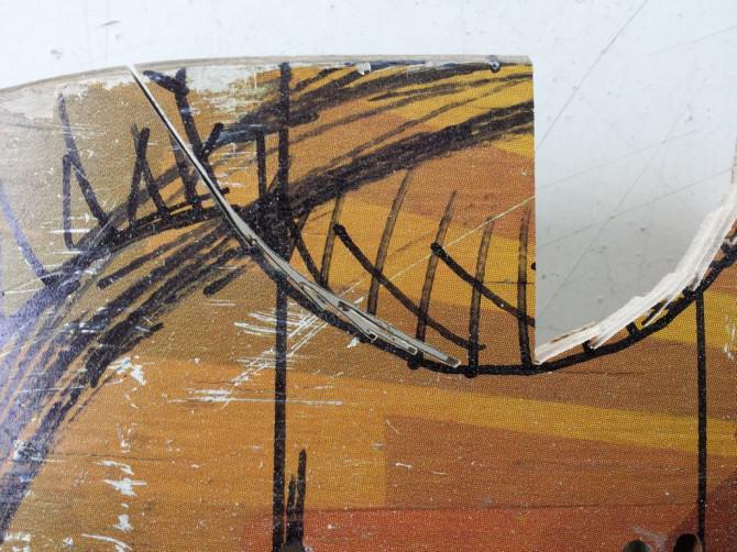 Machen Sie eine Mini-Cruiser Board von einem alten Skateboard
