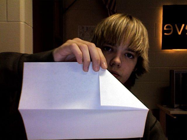 Machen Sie ein Bonbon-Papier airplne