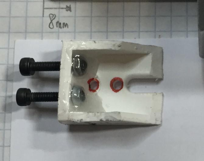 Eine kostengünstige 3D-Drucker mit einfachen Werkzeugen