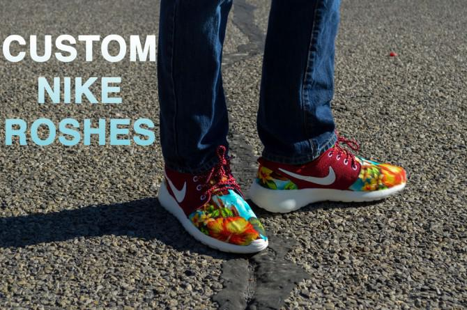 Kann ich die Nike Schuhe kleben und welchen Kleber sollte