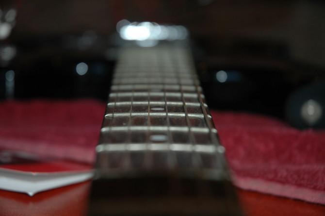 Varitone mod auf Stratocaster Gitarren-Klon