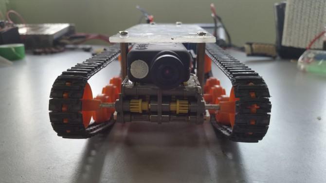 DIY FPV RC Panzer V2 [2km RANGE Upgrade!]