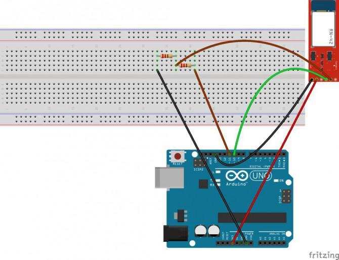 IoT Ihren Arduino mit bluetooth und Andriod Smartphone (MQTT Tethering)