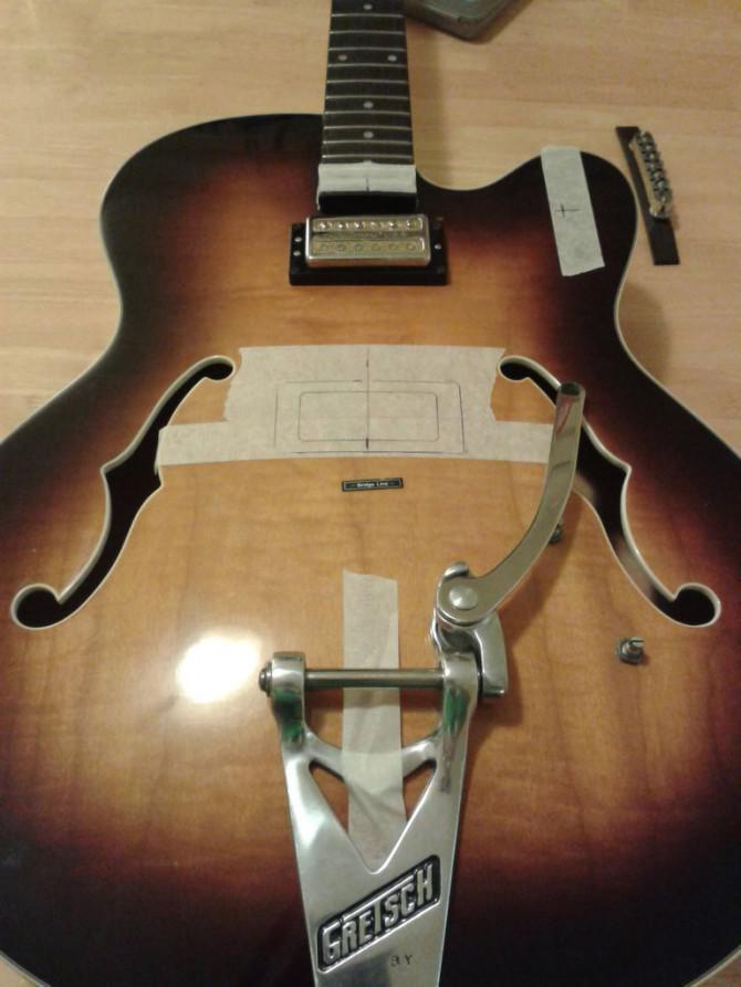 Rockabilly-Gitarren