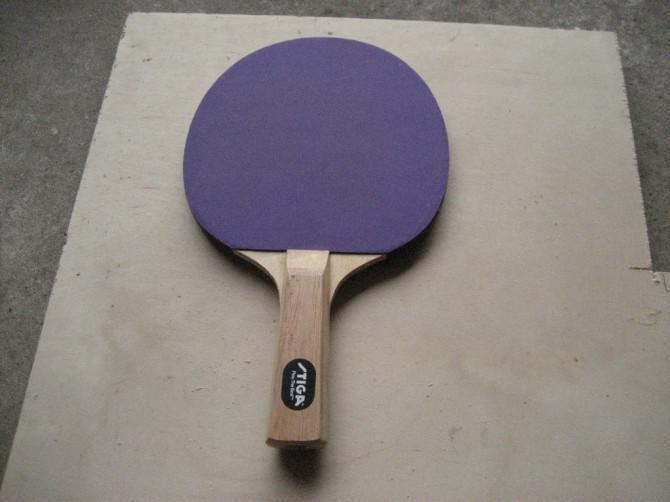 Wie man eine Holz Ping-Pong Paddel machen