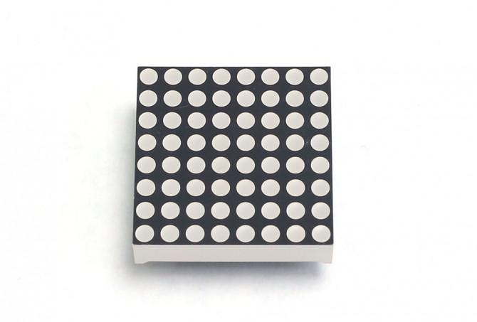 Steuerung einer LED Matrix