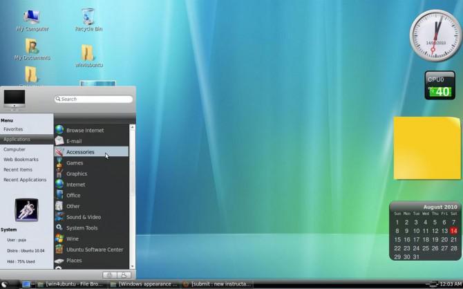 Wie Linux einfach und leicht zu machen