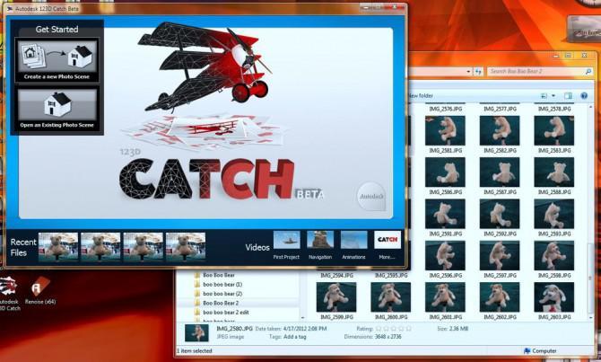 Einen 3D-Druck eines realen Objekts mit 123D Catch and Meshmixer
