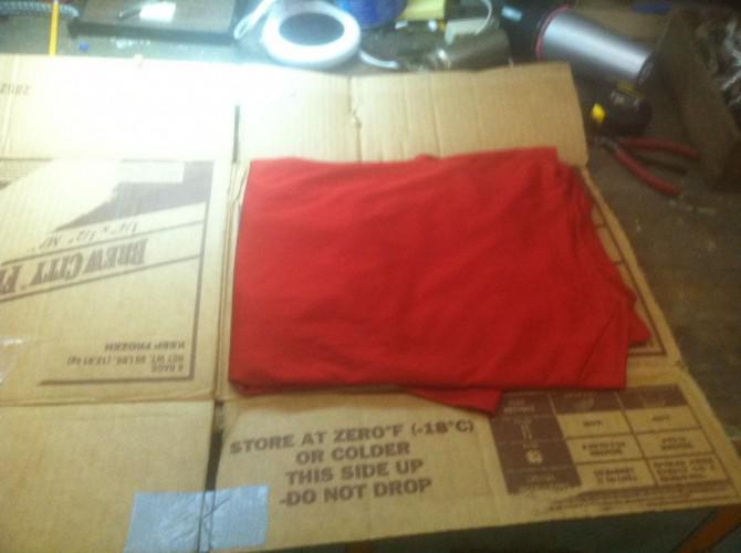 Sheldon Cooper T-Shirt Folding Hack