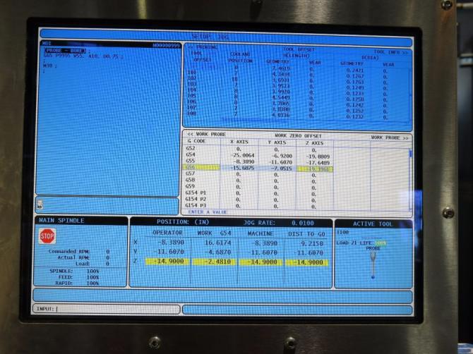 CNC es aber es legt: Einstellung CAM-Werkzeugwege für schräg oder hart-zu-align Lager.