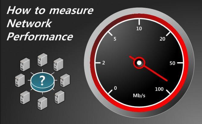 Wie Sie die Netzwerkleistung zu messen