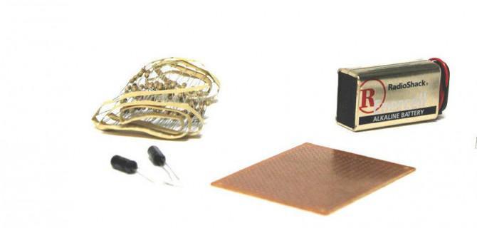 Taschenformat Ultraschall Ruler