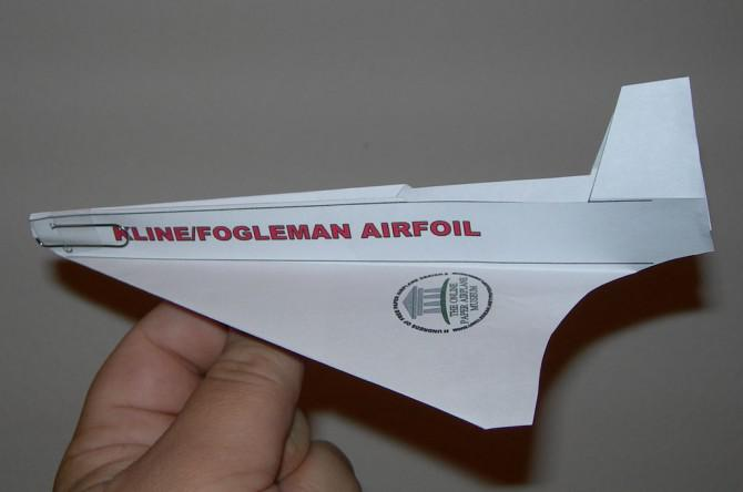 Ultimative Papierflieger II