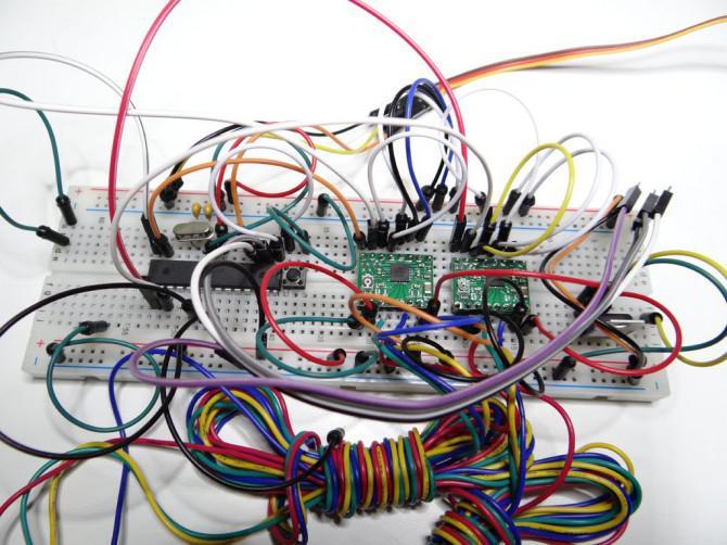 DIY Arduino kontrolliert Egg-Bot