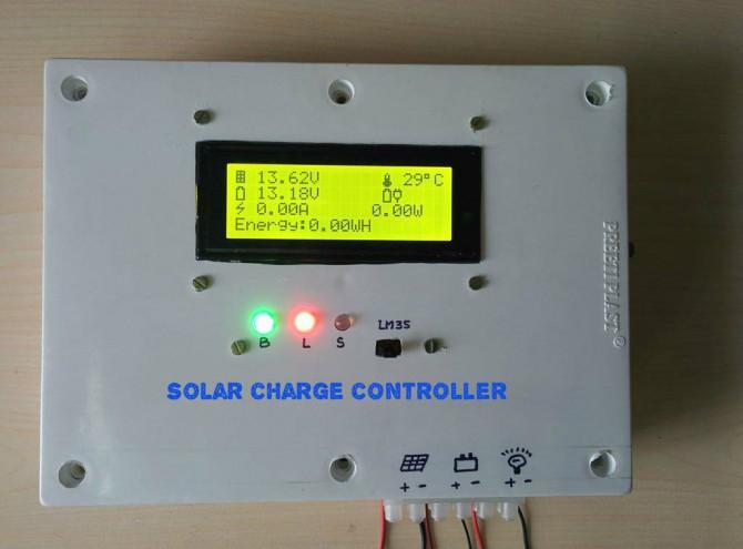 arduino solarladeregler version 20