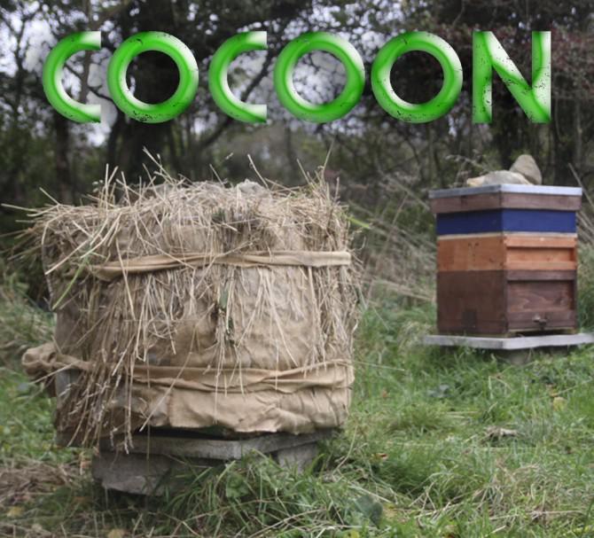 Beehive Wrap Up Cocoon mit Umweltüberwachung