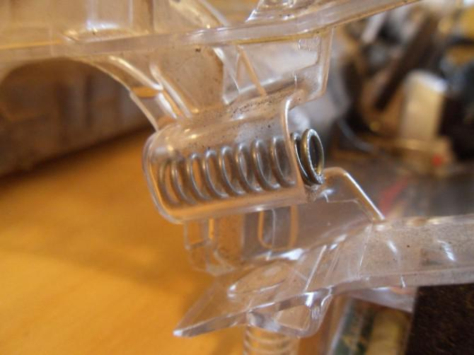 Dyson DC25 Bürstenrolle Motor Ersatz