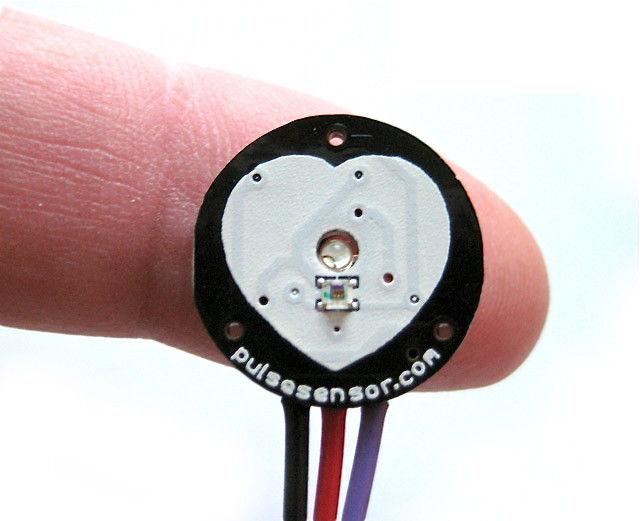 Pulssensor mit Bluetooth und Arduino