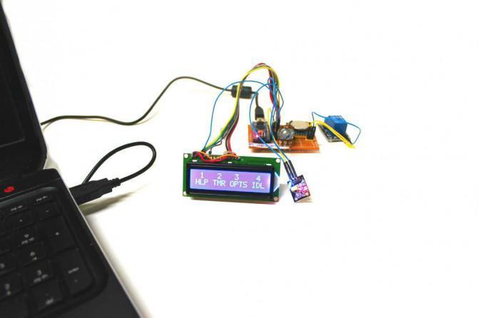 Infrared Smart-Outlet