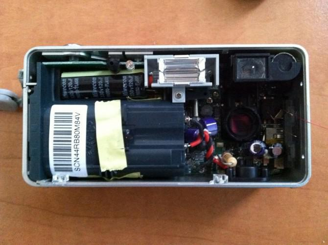 Wie man eine sehr effektive und billige Mikro- / Makro-Objektiv für ein iPhone oder ein Smartphone zu machen!