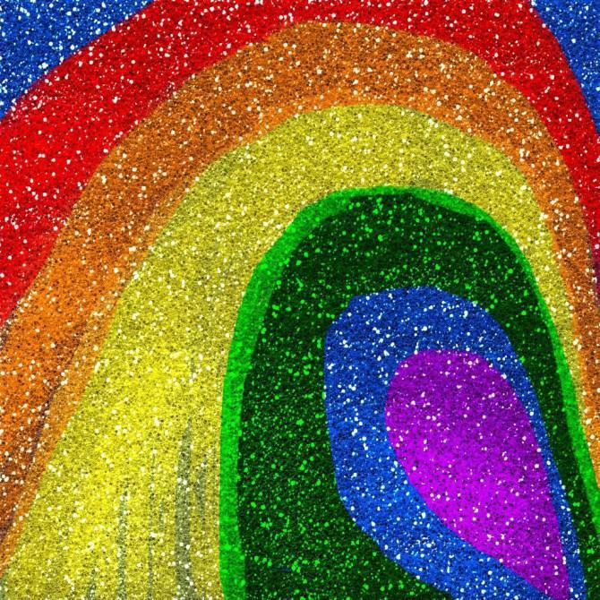 Digital-Regenbogen - Wie aus Scratch Kolorieren
