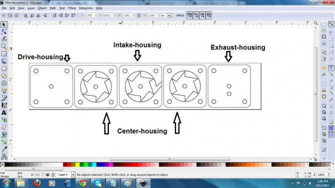 Wie man einen Mini-Druckluftturbine Stellen
