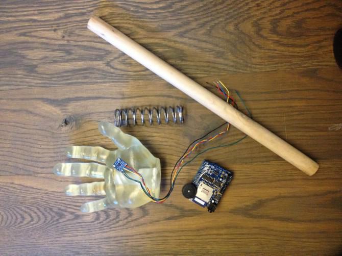 HIGHFIV3D: Desktop Beruhigung Geräte
