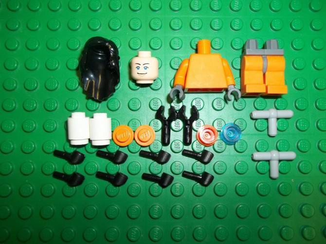 Lego Minifigur von Chell Portal