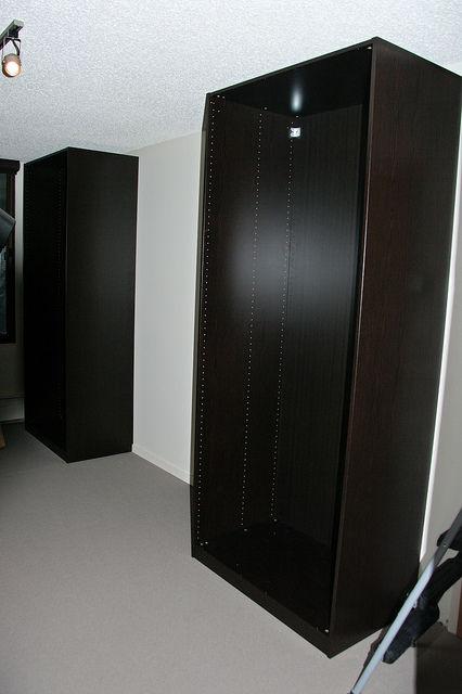 ikea hack klappbett mit schiebet ren. Black Bedroom Furniture Sets. Home Design Ideas