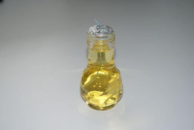 DIY Öllampe