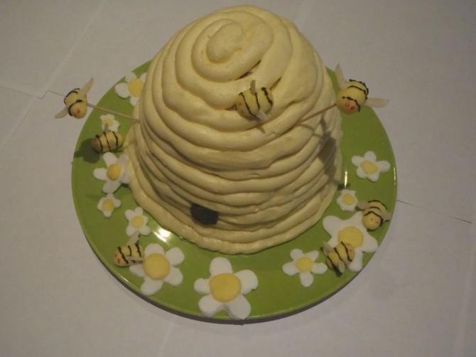Beehive Kuchen