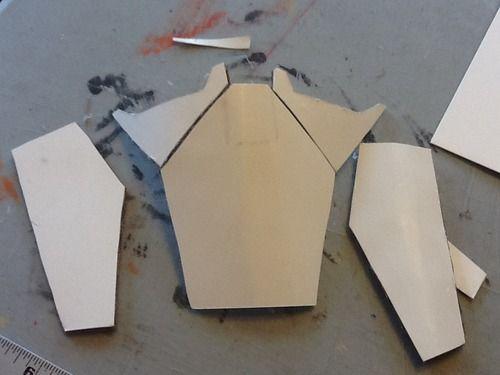 """Wie man ein Transformers """"Hot Rod / Rodimus Prime"""" Kostüm machen"""