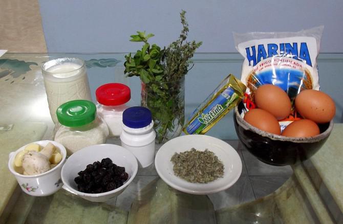Frühlingskräuterbrot - in einem Topf - Sehr aromatisch und healthty