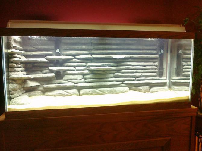 3D Aquarium Hintergrund