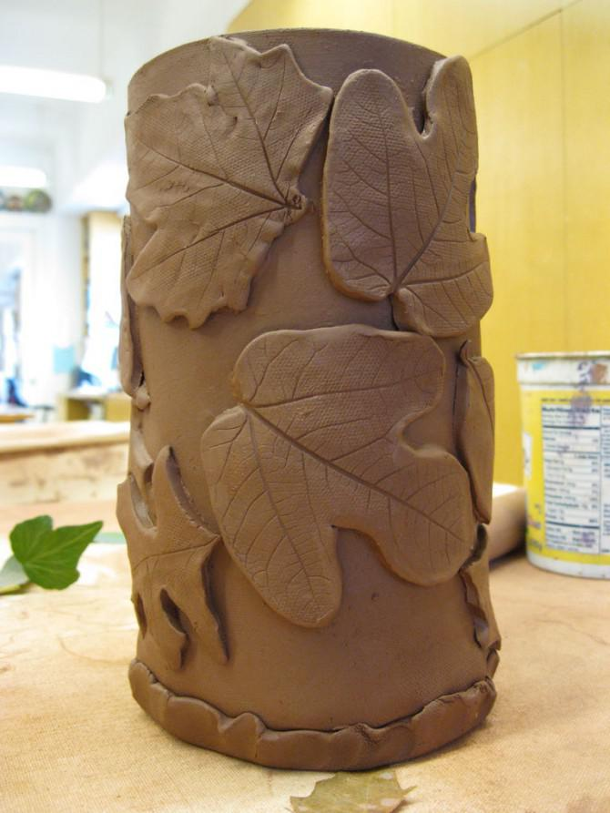 Keramik Löffel Rest & Köcher
