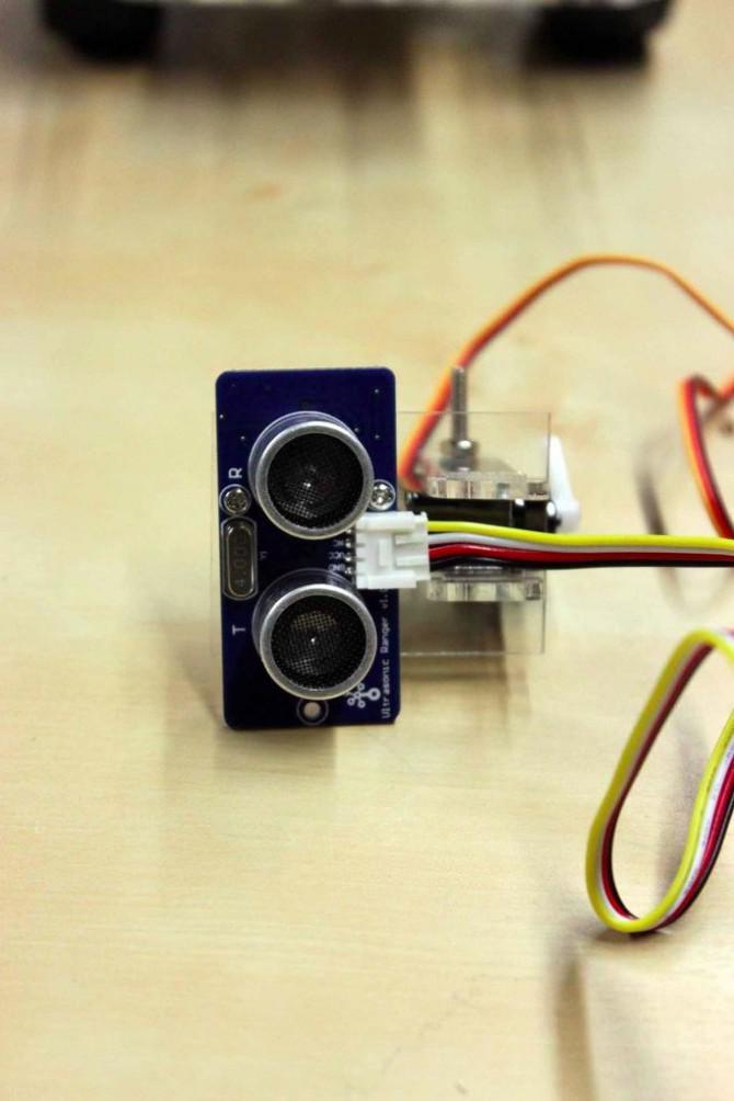 Geben Sie Ihre Raspberry Pi Robot ein Wurm Gehirn