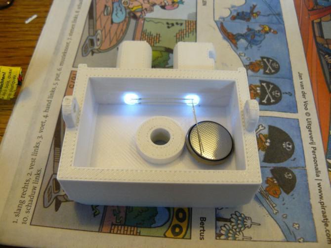 Der Aufbau einer bewegenden und Tracking-Portal Turret