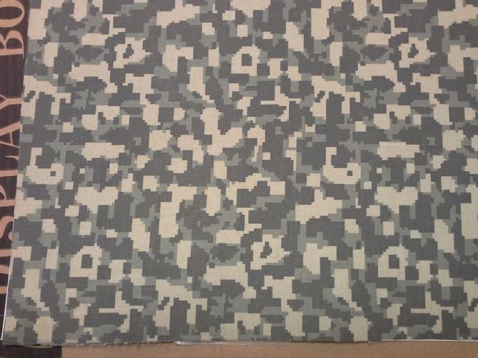 Camouflage Solarkocher