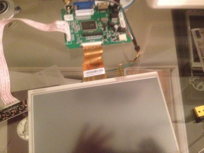 Raspberry Pi Ipad