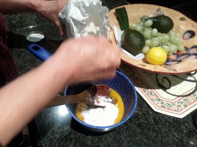 10 Minuten Vanilla Herd Pudding